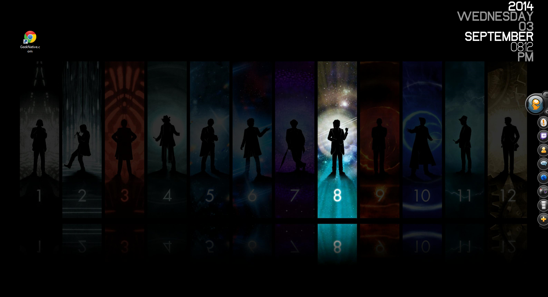 Heres how you enjoy an awesome doctor who wallpaper dw bg voltagebd Image collections