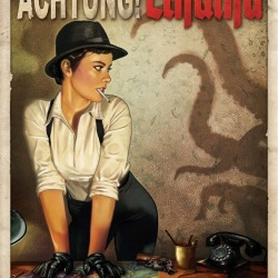 World War Fhtagn: A Review of Achtung! Cthulhu: Investigator's Guide