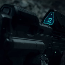Halo Nightfall trailer
