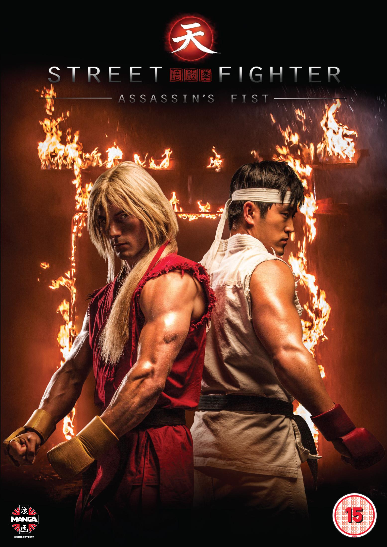 Street Fighter AssassinS Fist 2