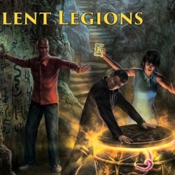 Create your own monster mythos with Silent Legions