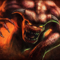 Born again: the monsters from Doom