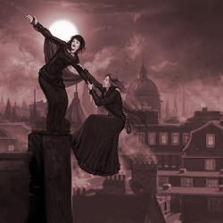 Exclusive art from inside World of Darkness Dark Eras