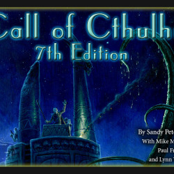 Elder (Good) Signs: A Double Review of the Call of Cthulhu Corebooks