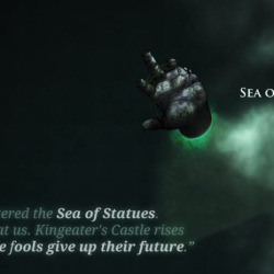 Sunless Sea looks scary and very different