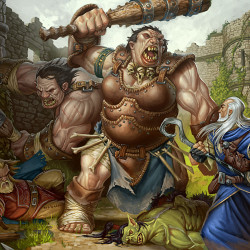 Exclusive: A return to Paizo's Giantslayer