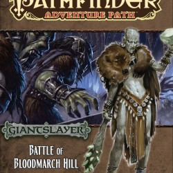 Exclusive: The fantastic art of Paizo's Giantslayer