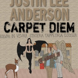 God, Satan and Neil Gaiman: Justin Lee Anderson talks Carpet Diem