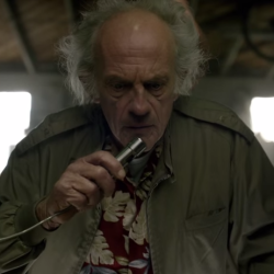 Christopher Lloyd is brilliant as Doc Brown in LEGO Dimensions ad