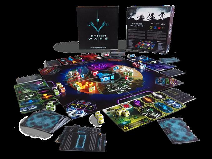 Image result for Ether Wars Board Game