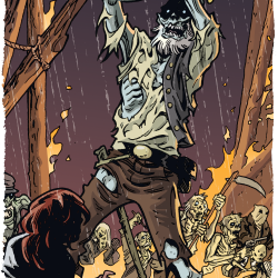 Hellish weaponry: Shane Hensley chats about the weird west and The Sixth Gun