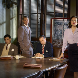 Agent Carter comes to the UK