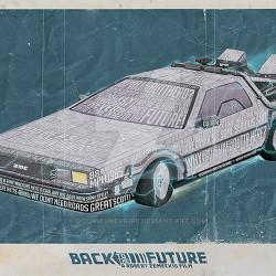 Scott Fuller's geeky movie posters