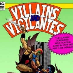Villains and Vigilantes lawsuit settled
