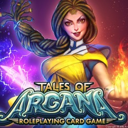 Tales of Arcana the Roleplaying Card Game gathers support