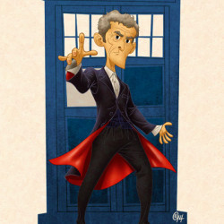 Erich Owen updates the Doctor Who collection; enjoy 12 great posters