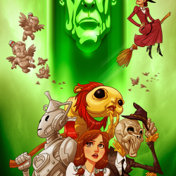 Oz Who: Wizard of Oz mashup with Doctor Who