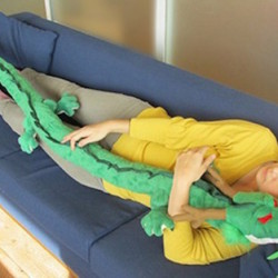 6.5 foot long Dragon Ball Shenron to keep you warm