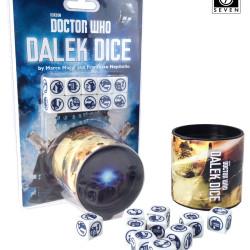 Dalek Dice: Exterminate humans for fun