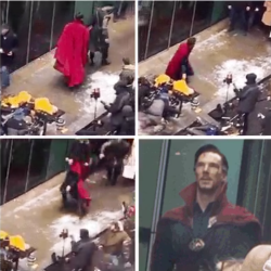 Watch Benedict Cumberbatch bring Doctor Strange to life