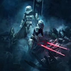 The 501st Legion: Stormtroopers versus Aliens