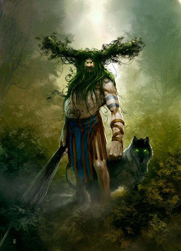 Markus Lovadina's creatures and characters 21
