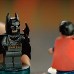 LEGO Dimensions does Batman v Superman