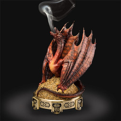 Dragon fire not your thing? What about a Smaug incense burner?