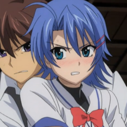 Irregular Reconnaissance: Anime #28