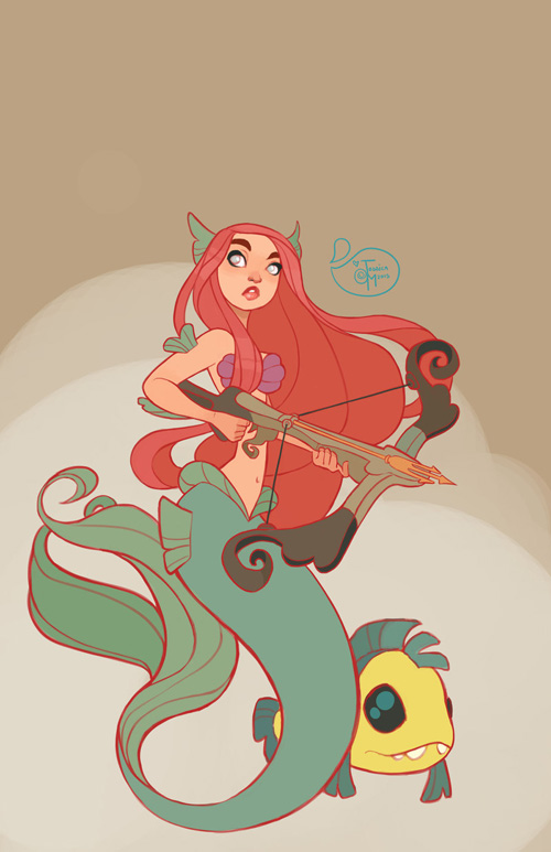 warrior-disney-princesses-07