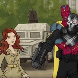 Superhero Week: How It Should Have Ended – Captain America Civil War