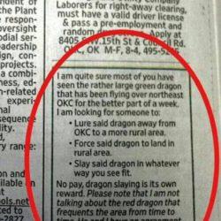 Slay that annoying green dragon