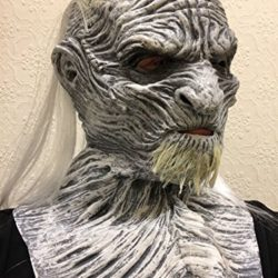 12 Masks of Halloween: #11 White Walker Mask