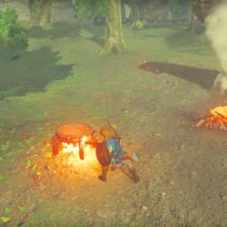 Zelda: Breath of the Wild looks gorgeous