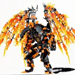 Forged by Morgorth: The LEGO balrog