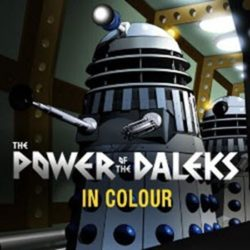 Doctor Who: BBC releases a regenerated The Power of the Daleks
