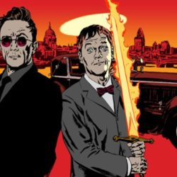 Good Omens comes to TV