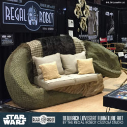 A monster of a love seat!