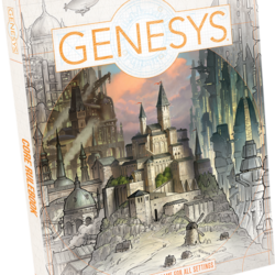 Fantasy Flight Games launch new RPG Genesys