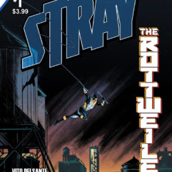 Superhero Week: Actionverse #1 featuring Stray preview