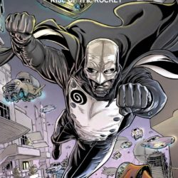 Superhero Week: A review of Masked – Rise of the Rocket