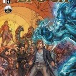Superhero Week: Free comic – Epoch 1