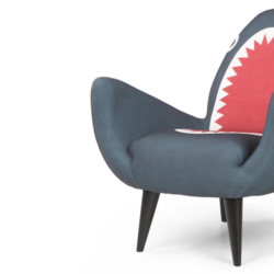 Shark chair – GMs get all the best furniture