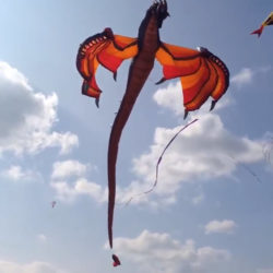 The Targaryens are attacking with this dragon kite!