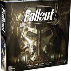 The Fallout board game will be out for Christmas