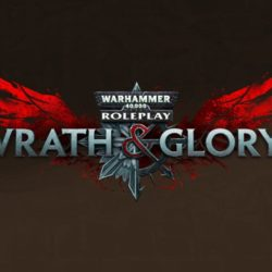 Warhammer 40K: Wrath & Glory RPG due in 2018