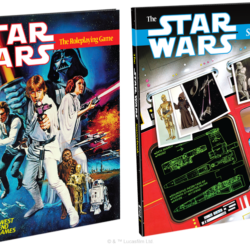 Star Wars: RPG 30th Anniversary Edition announced