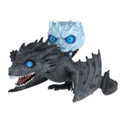 Game of Thrones: The Night King riding Viserion Pop