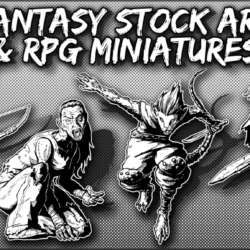 See your character as a paper mini