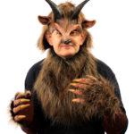 12 Masks of Halloween: #4 Goat Boy
